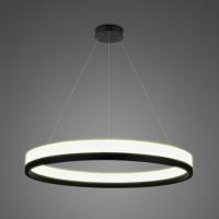 Pakabinamas šviestuvas  Led Billions 100cm, juodos spalvos