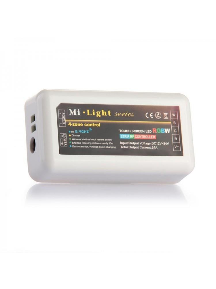 RGBW juostos valdymo sistemos imtuvas RF2.4G
