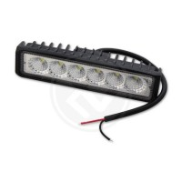 LED žibintas 18W 155mm