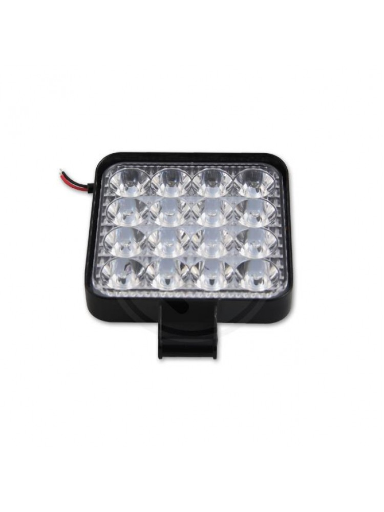 LED žibintas 48W 105mm x 85mm