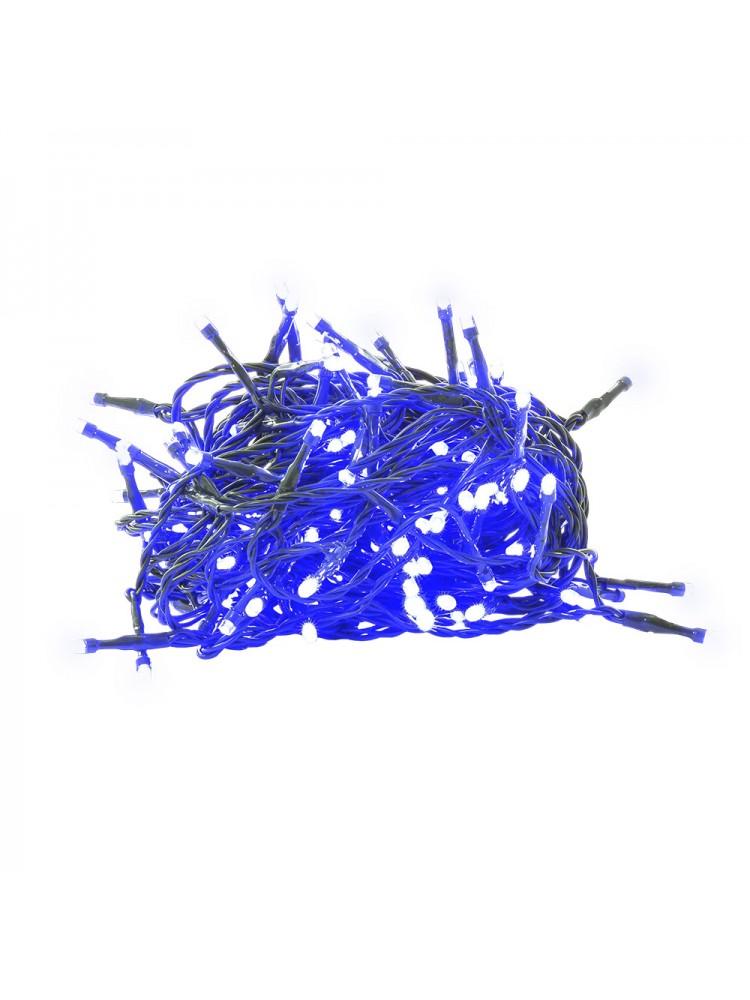 300 LED DIODŲ GIRLIANDA  (mėlyna)
