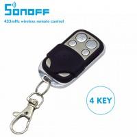 SONOFF RF REMOTE 433 MHz nuotolinio valdymo pultelis, pastovaus dažnio, 4 mygtukai