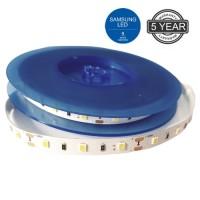 LED SPECIALIST  juosta 22W/m 24V 6500K šaltai balta