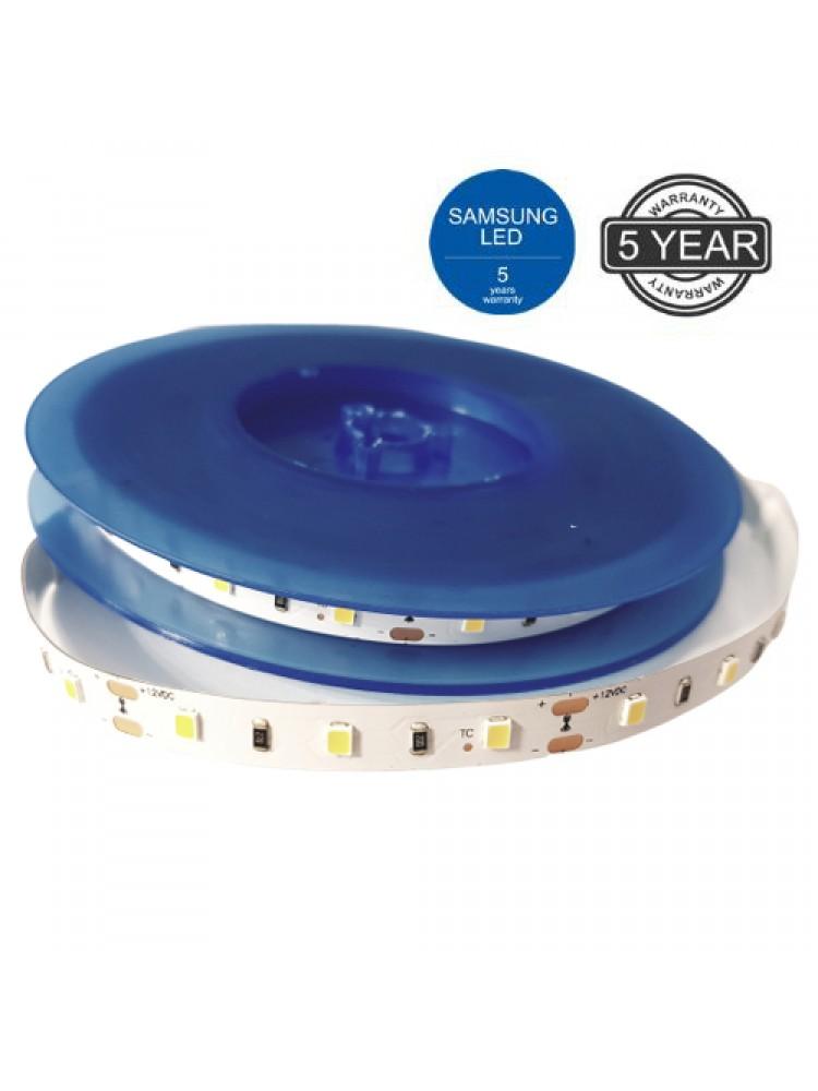 LED SPECIALIST  juosta 4,8W/m 12V 3000K šiltai balta