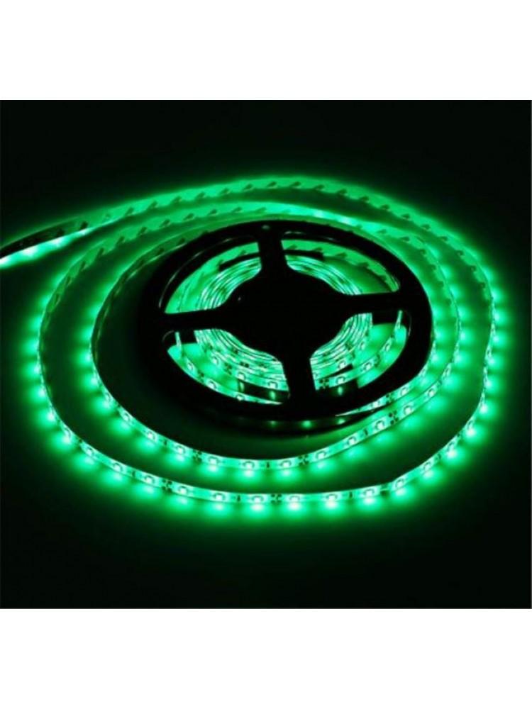 LED EKO 9,6W/m 12V žalia