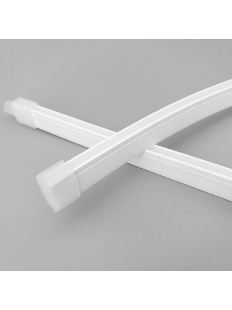 LED NEON FLEX 12V 9,6W/m, IP67 šiltai balta 3m