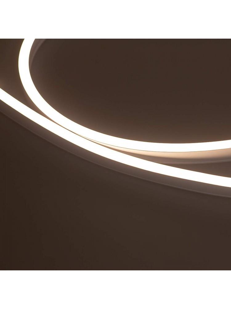 LED NEON FLEX 12V 9,6W/m, IP67 dienos šviesa 5m