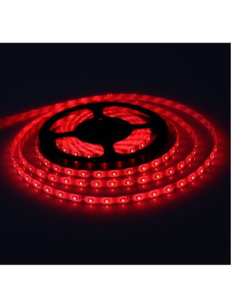 LED EKO 9,6W/m 12V raudona
