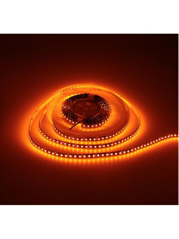 LED EKO 9,6W/m 12V oranžinė