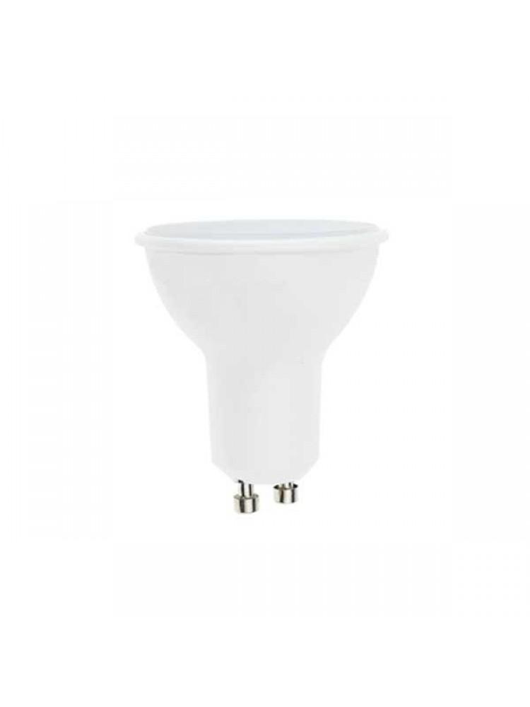 LED lemputė 7W GU10 2700K (šiltai balta šviesa)