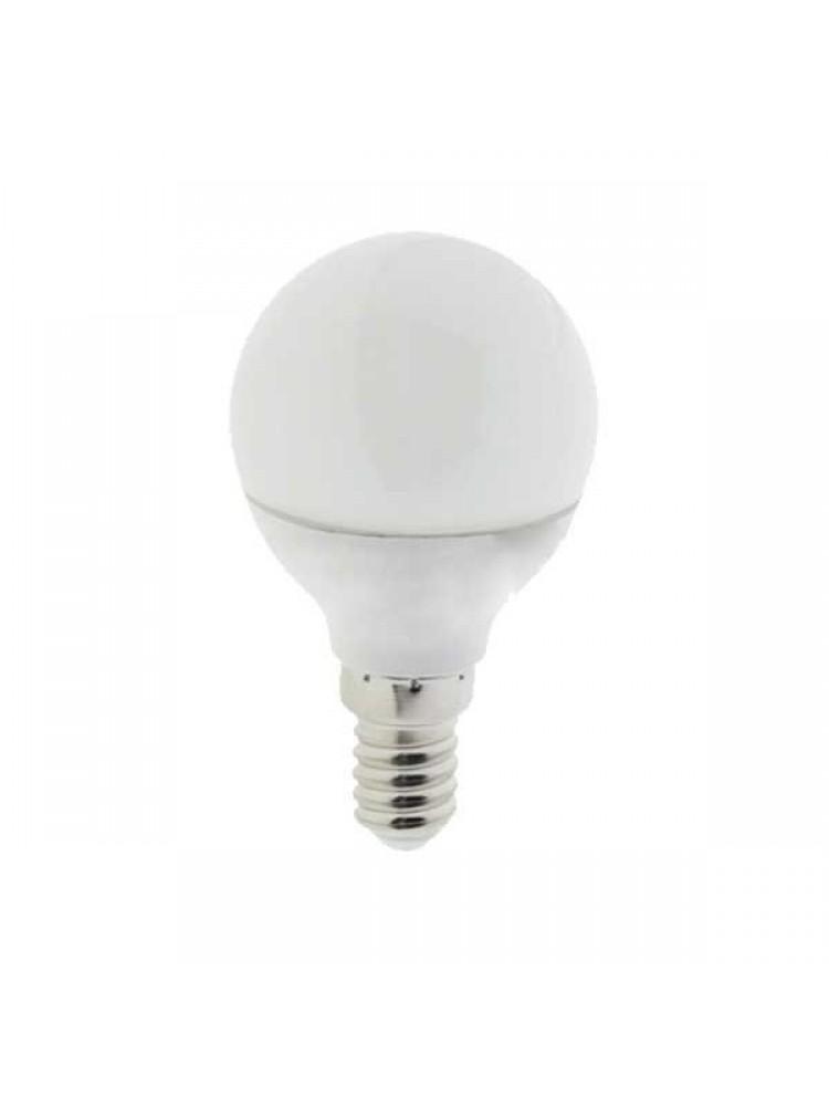 LED lemputė 8,5W E14 4500K (dienos šviesa)
