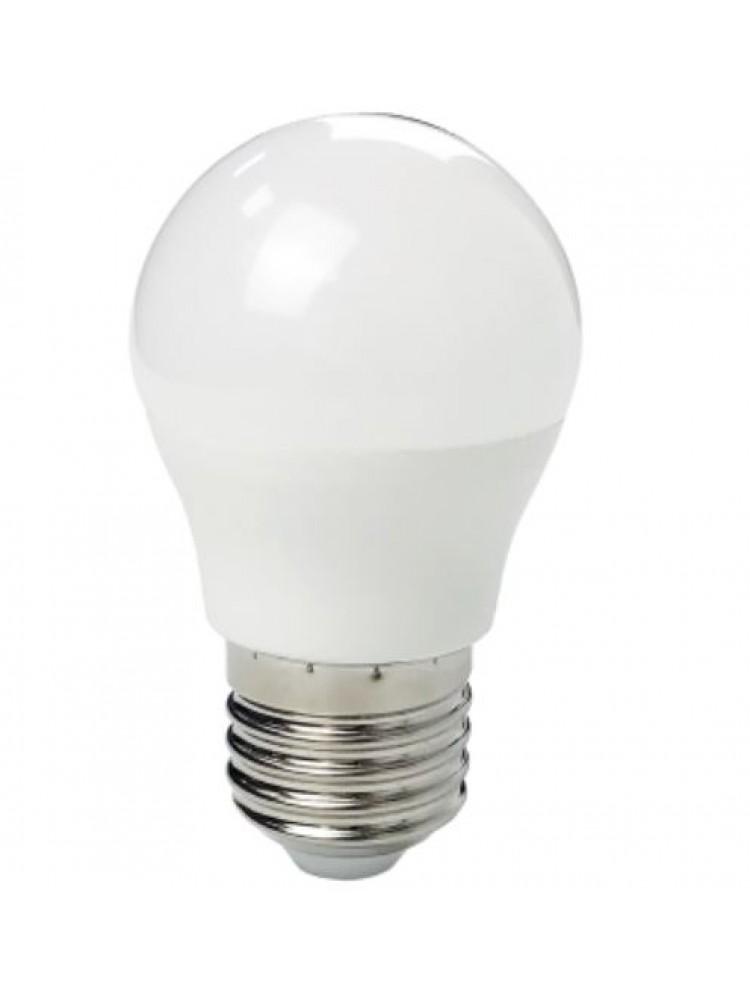LED lemputė 8W E27 G45 3000K (šiltai balta šviesa)
