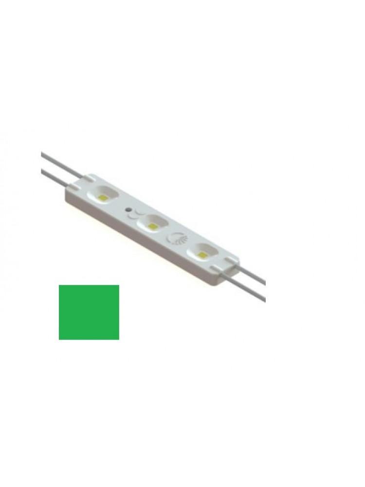 Reklaminis modulis W33G žalia spalva