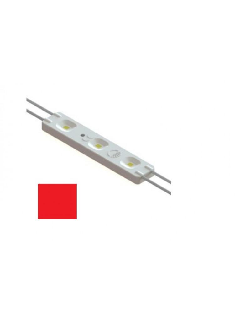 Reklaminis modulis W33R raudona spalva