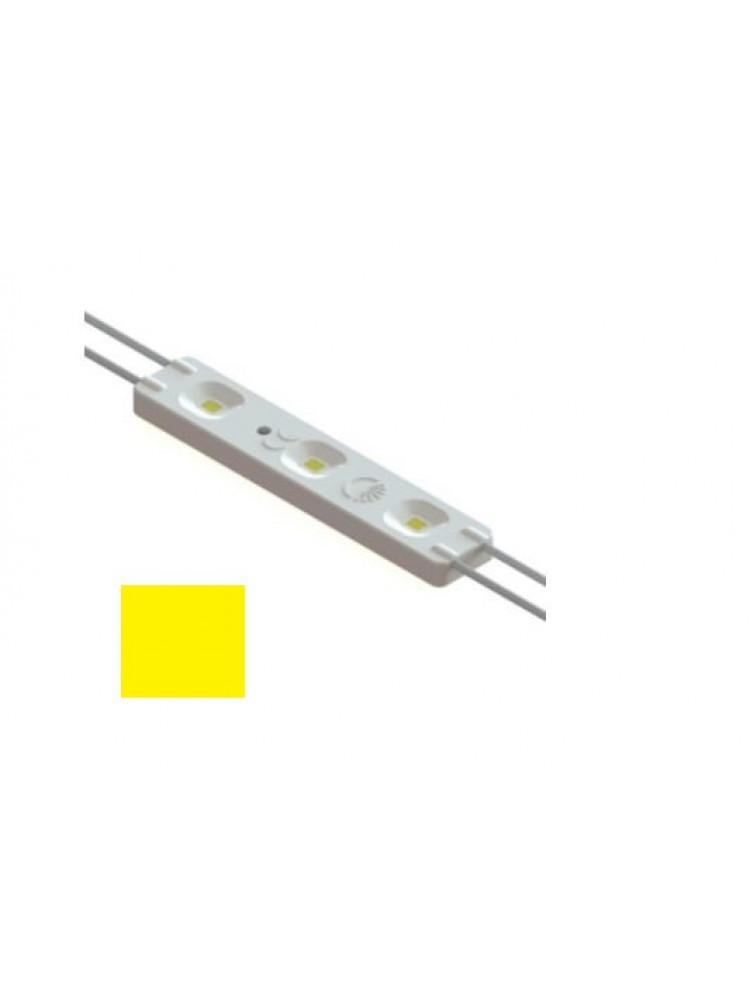 Reklaminis modulis W33Y geltona spalva