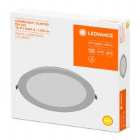 LED panelė Ledvance 18W 4000K Downlight SLIM