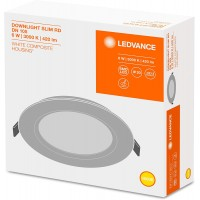 LED panelė Ledvance 6W 4000K Downlight SLIM