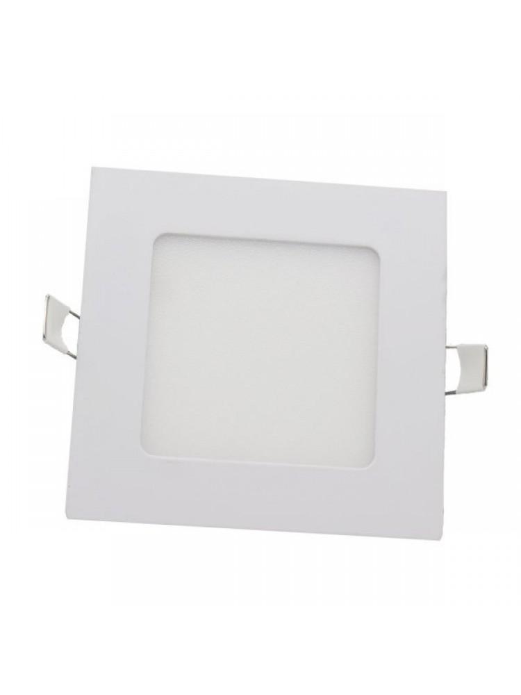 Panelė LED Pro line 12W 4200K kvadratinė