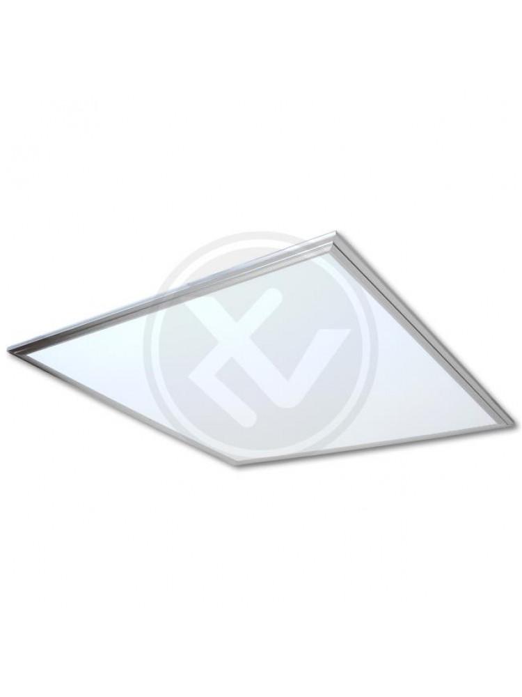 LED PANELĖ 595X595mm - 40W - 2700K- anoduotas aliuminio rėmelis