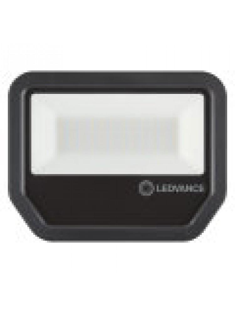 Lauko prožektorius  LEDVANCE  50W, 4000K, IP65, JUODAS
