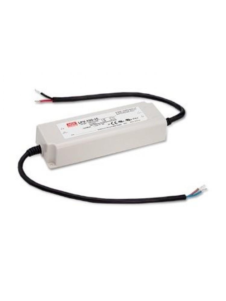 Impulsinis maitinimo šaltinis LED 12V 10A, IP67, Mean Well