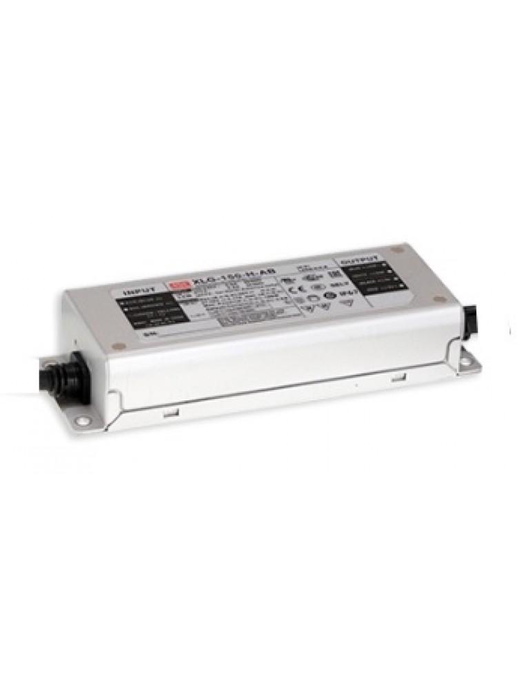Impulsinis maitinimo šaltinis LED 12V 12.5A, reguliuojamas, IP67, Mean Well