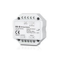 230V 1,5A Valdiklis On/Off + galimybė  valdyti jungikliu
