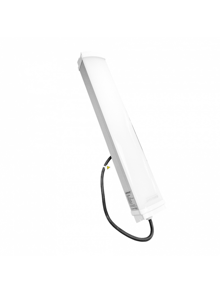 Šviestuvas AMSTERDAM TRI-PROOF LED  60W 140lm/W 4000k