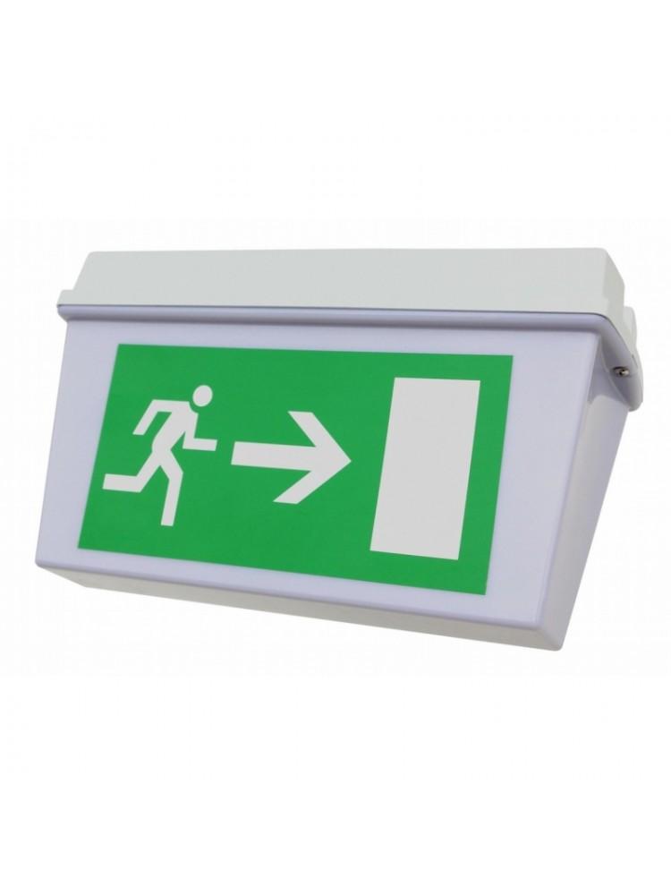 Evakuacinis šviestuvas LED Hydra
