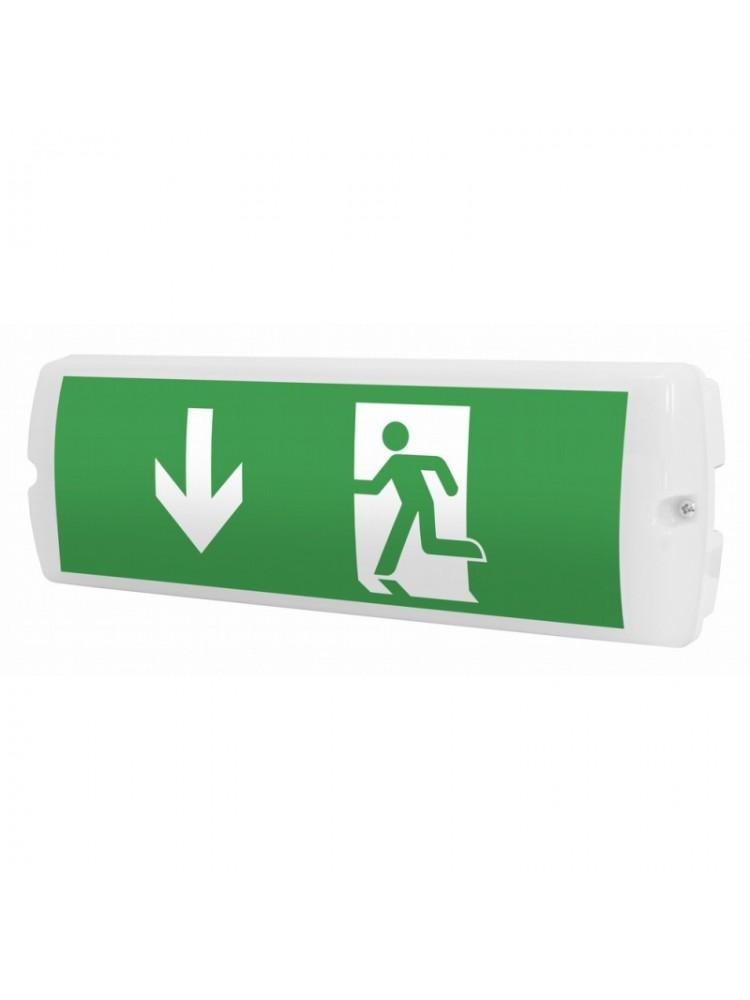 Evakuacinis šviestuvas LED Libra