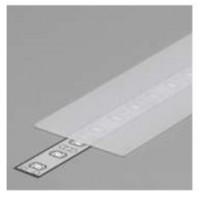 LED juostos profilio dangtelis A9, matinis