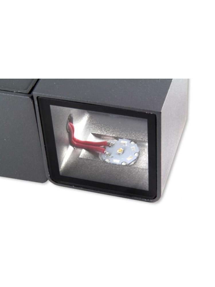 LED Libra 2x3W