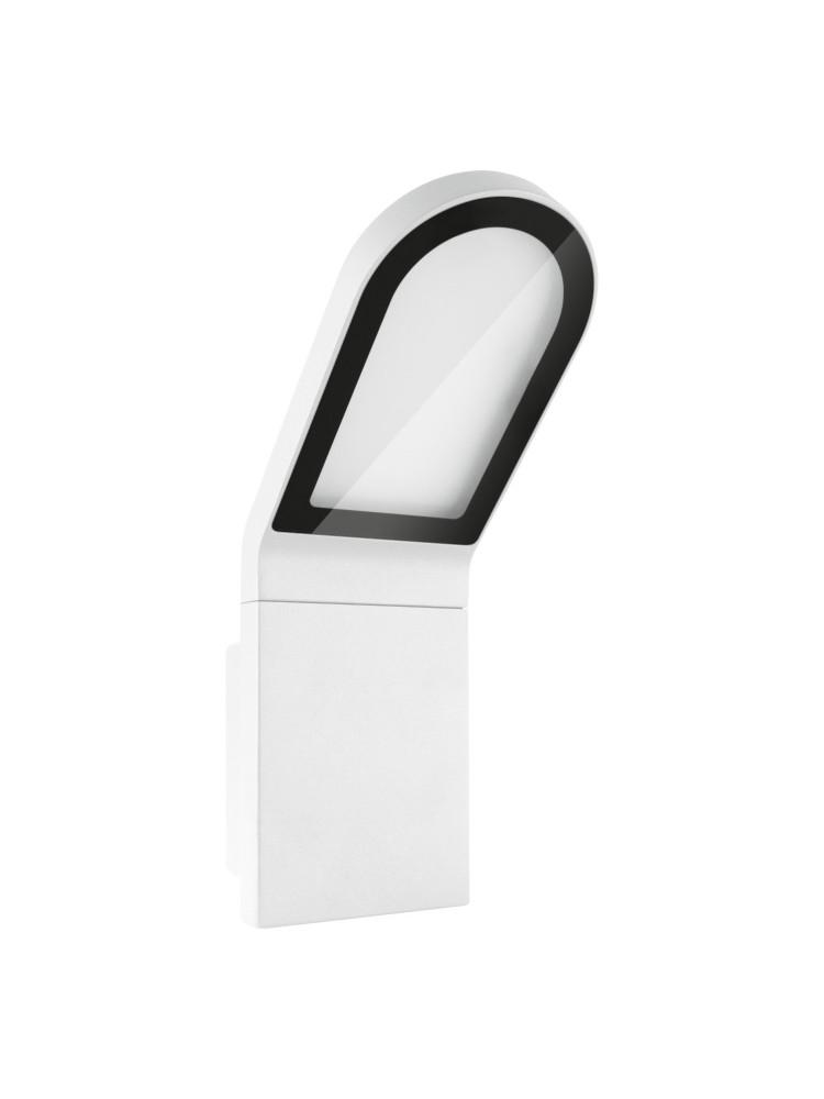 Fasado šviestuvas Edge 12W/3000K WT IP54 baltas