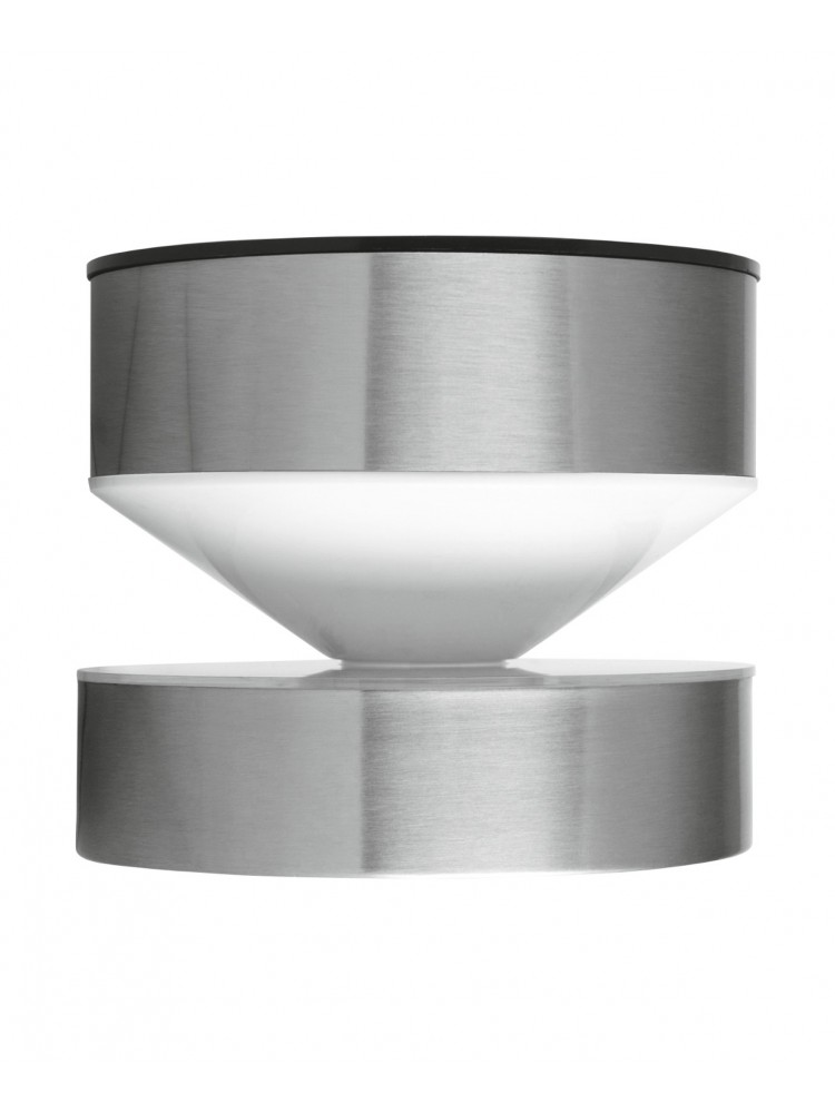 Fasado šviestuvas Surface Pole 6W/3000K plieno spalvos