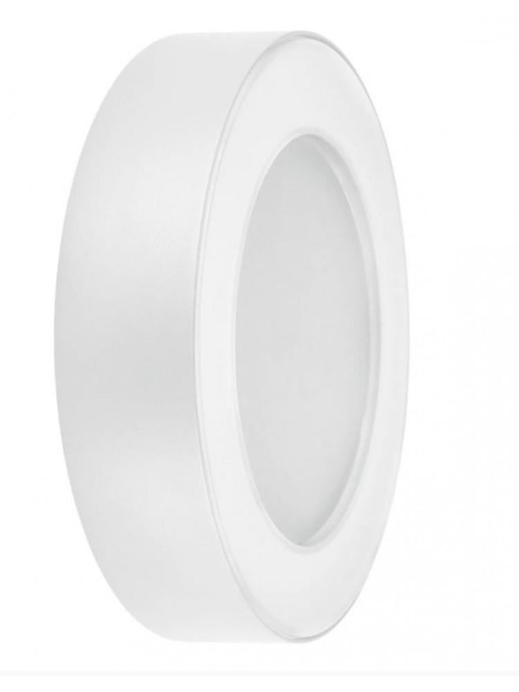 Fasado šviestuvas Surface Round 13 WT IP54 baltas