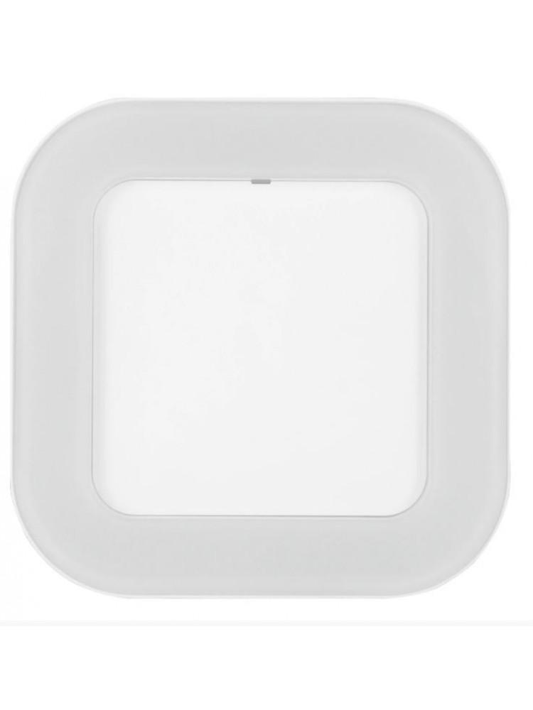 Fasado šviestuvas Surface Square 13W/3000K WT baltas