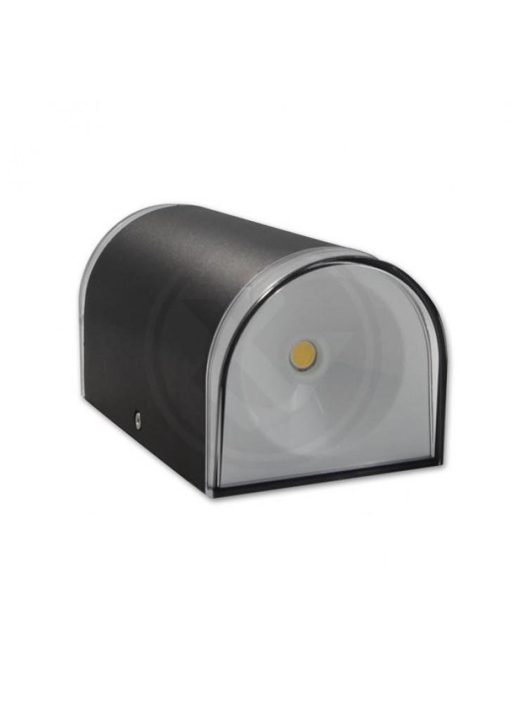 LED RALF 14W architektūrinis šviestuvas, apvalus