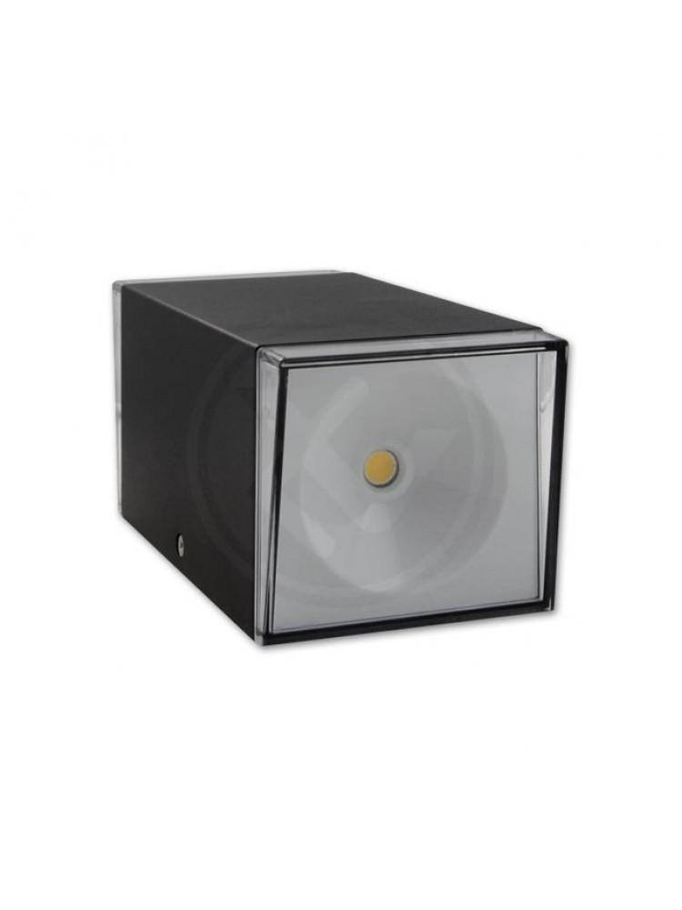 LED RALF 14W architektūrinis šviestuvas, kvadratinis