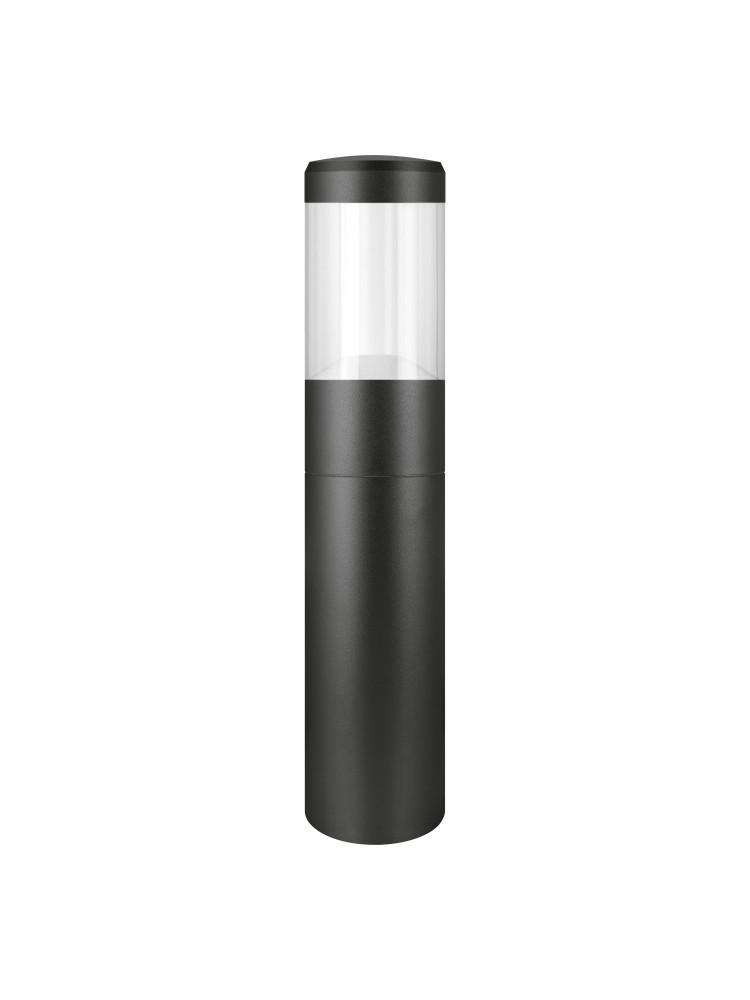 Šviestuvas  pastatomas Bollard 500 Lantern 12W/3000K GY  tamsiai pilkos spalvos