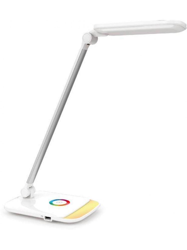 PDLQ60 stalinė lempa  12W , sensorinis valdymas, USB krovimas