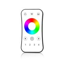 LED 4 zonų RGB/RGBW Valdymo pultelis R8