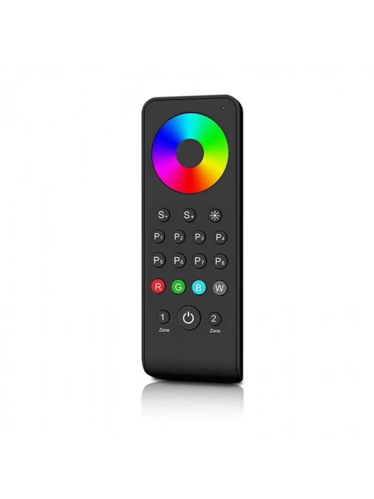 LED RGB / RGBW 2 zonų valdymo pultelis RS3
