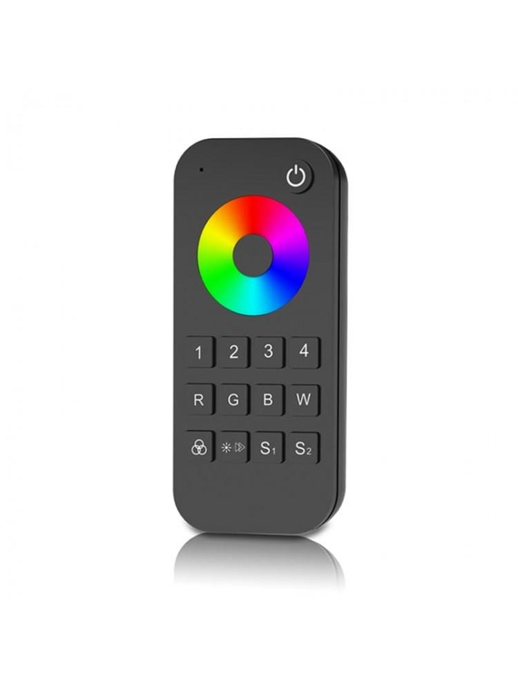 LED 4 zonų RGB/RGBW Valdymo pultelis RT9