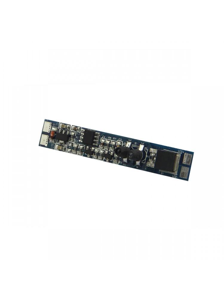 LED juostos jungiklis ON/OFF , 8A su judesio davikliu