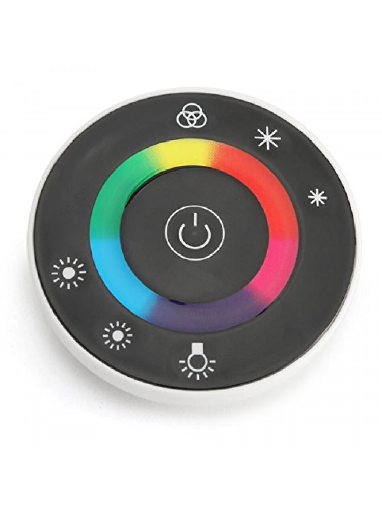 LED RGB TOUCH SCREEN LED valdiklis 18A