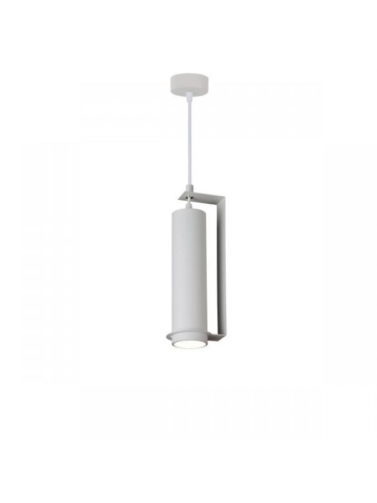 Cilindro formos šviestuvas 200mm GU10  baltas