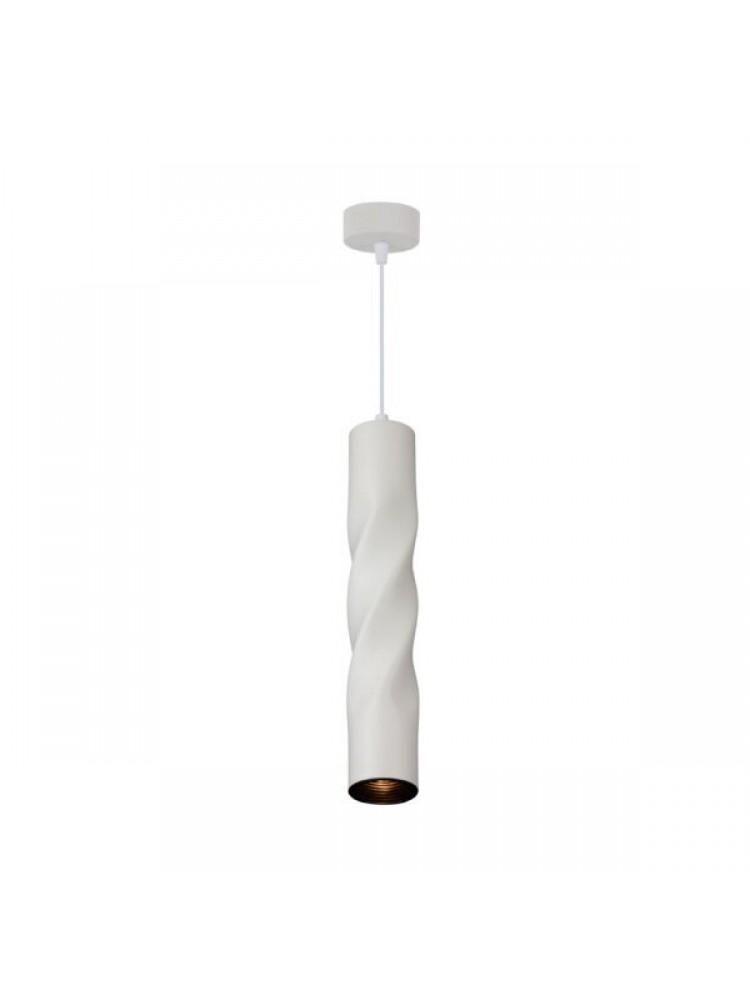 Cilindro formos šviestuvas 300mm GU10  balta