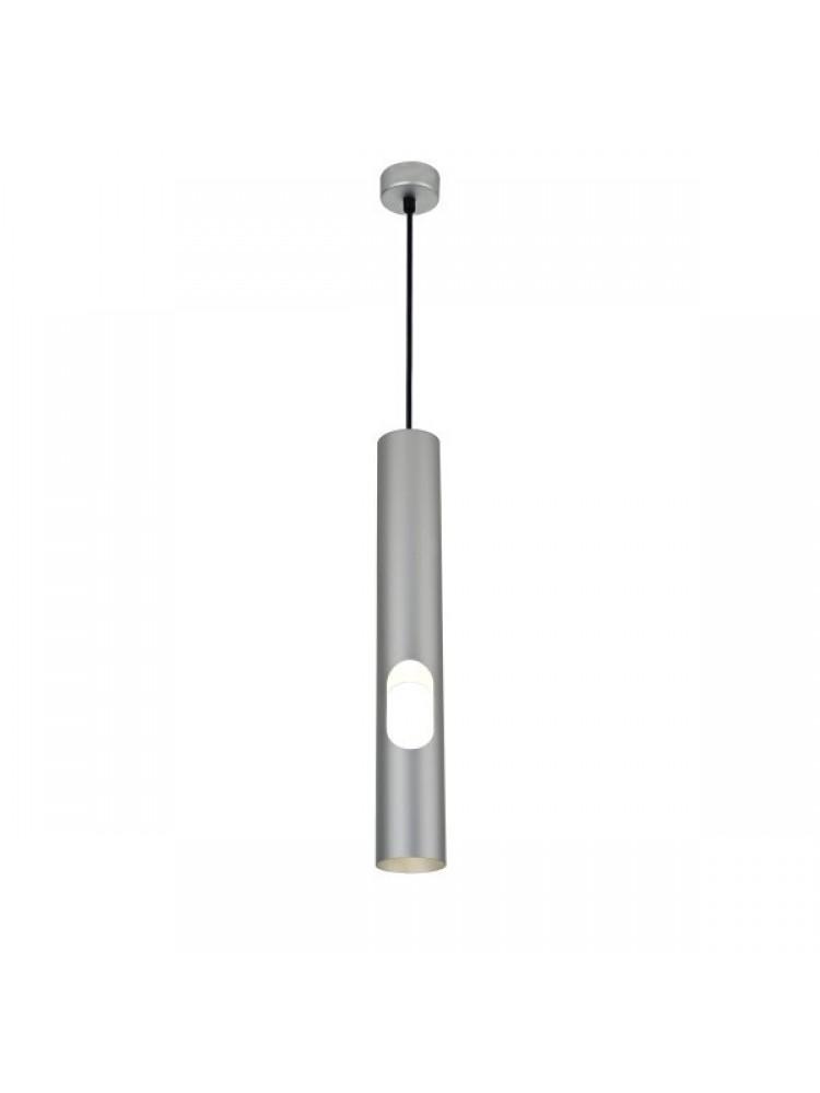 Cilindro formos šviestuvas 400mm GU10  pilkos spalvos