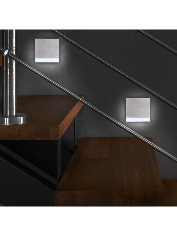 Laiptų pakopų LED šviestuvas  BERG 0,6W