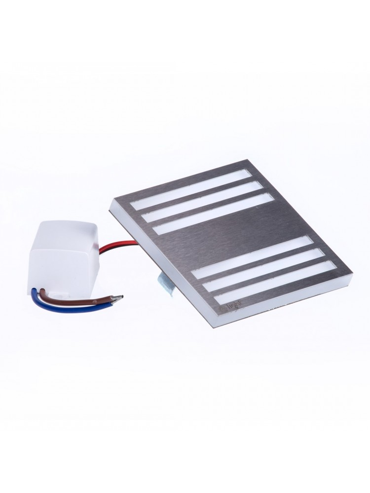 Laiptų pakopų LED šviestuvas  PEPERS 0,6W